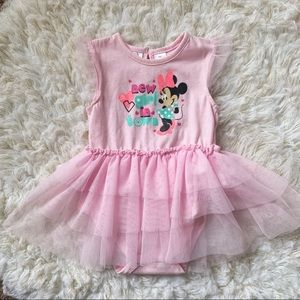 24 month Minnie Mouse dress